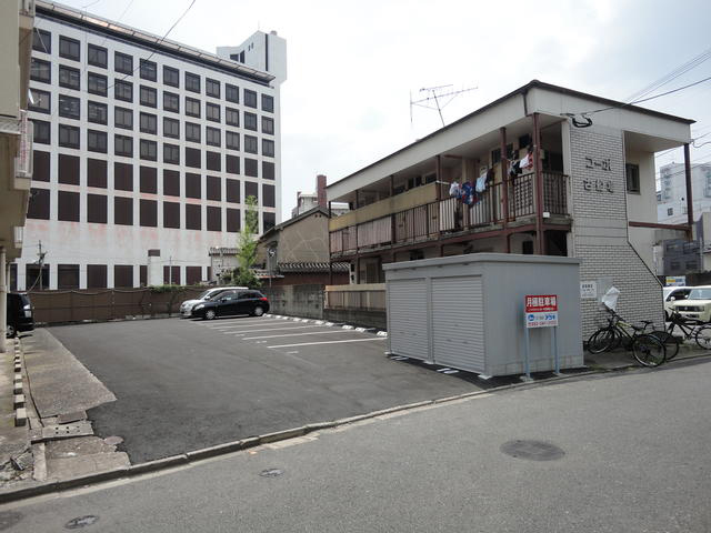 古船場米原駐車場